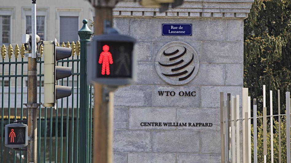 Schiedsrichter des multilateralen Handels: Sitz der Welthandelsorganisation in Genf