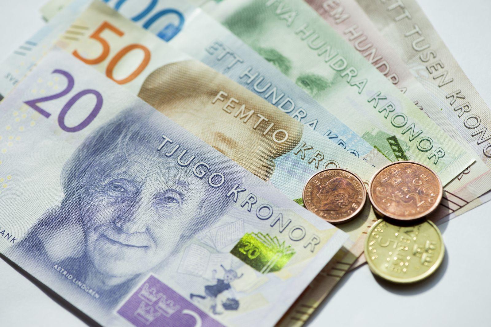 Schweden / 20 Kronen / Banknote