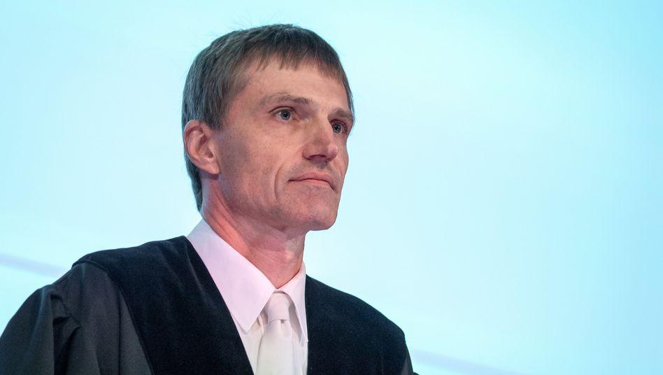 Michael Neef, Vorsitzender Richter am Oberlandesgericht Braunschweig