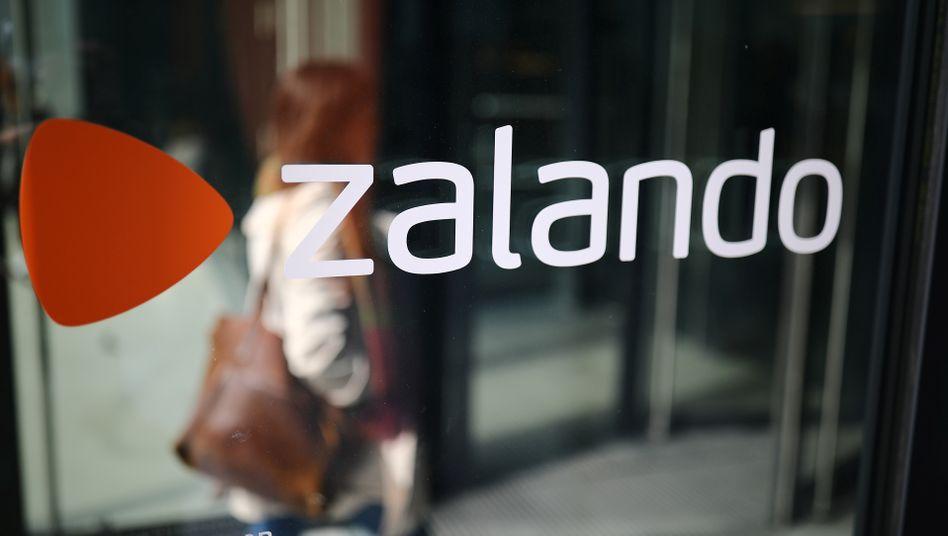 """Zalando-Zentrale in Berlin: """"Die tatsächliche Entwicklung im zweiten Quartal liegt deutlich über den Erwartungen der Analysten"""""""
