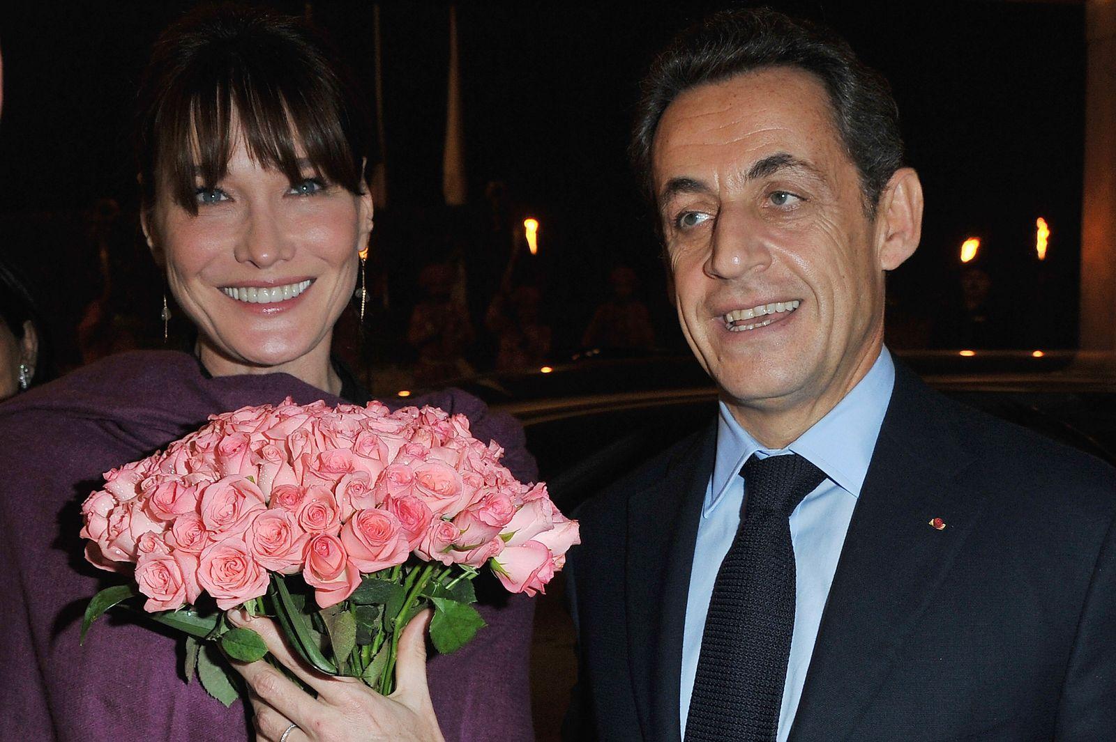 Sarkozy / Bruni