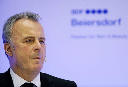 """Beiersdorf-Vorstandschef Quaas: """"Verbraucher greifen in der Krise zu vertrauten Marken"""""""