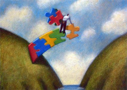 Das Aufschwung-Puzzle: Nicht alle Teile passen zusammen