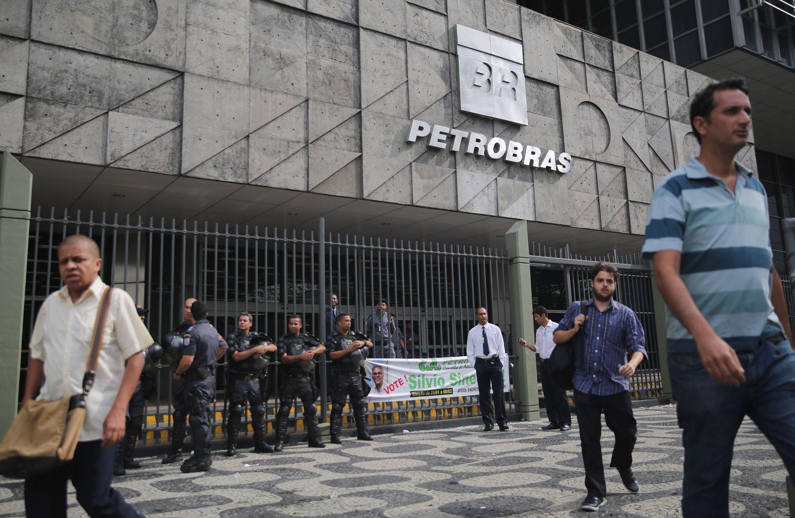 Brasilien Petrobras