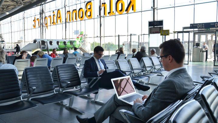 WLAN: Das bieten die deutschen Flughäfen