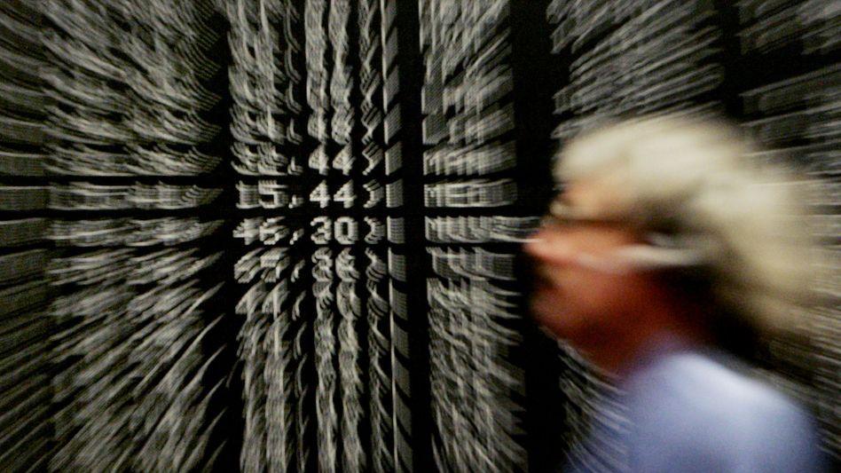 Börsenkurse im Fokus: Der Dax erholt sich am Dienstag von seinen Verlusten