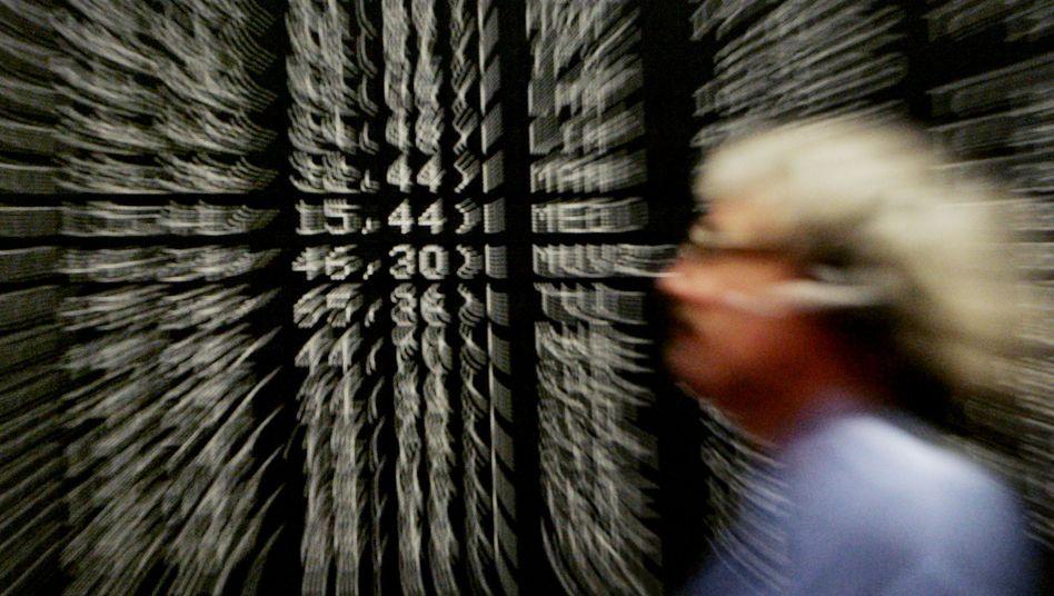 Dax im Plus: Anleger greifen wieder zu