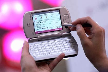 UMTS-fähig: Pocket-PC von T-Mobile