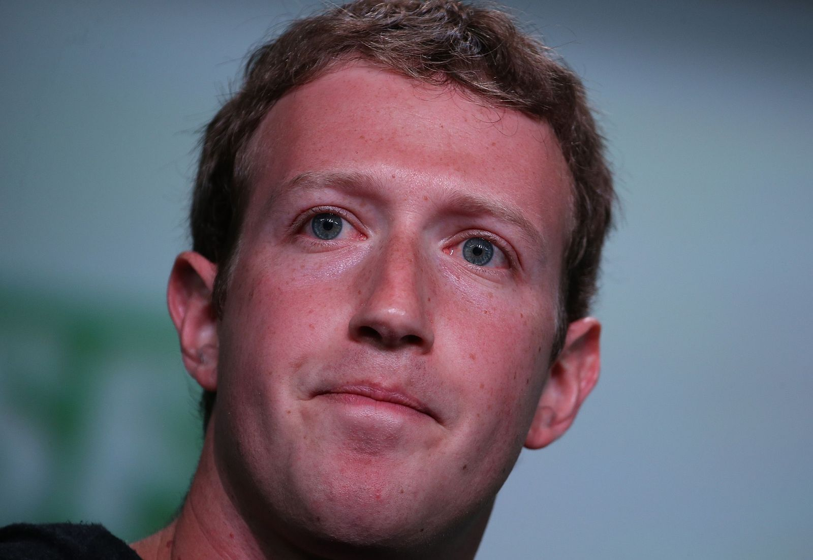 Zuckerberg Facebook TechCrunch