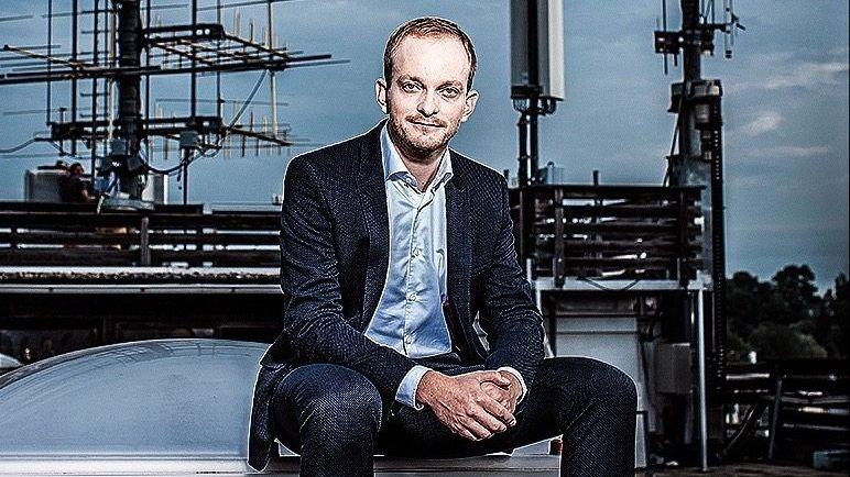 SENDESCHLUSS? Antennenbauer Anton Kathrein