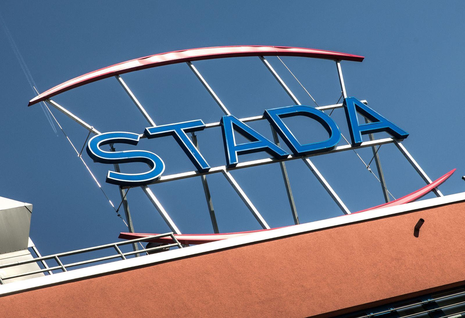 Stada Logo Firmensitz