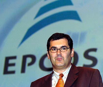 """""""Preise sinken, Druck lässt nicht nach"""":Epcos-Chef Gerhard Pegam"""