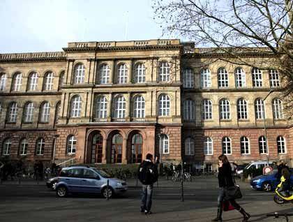 """RWTH in Aachen: """"Deutschland verfügt in Umfang und Tiefe über eine historisch gewachsene und vor allem wissenschaftlich fundierte und abgesicherte Cluster-Qualität"""""""