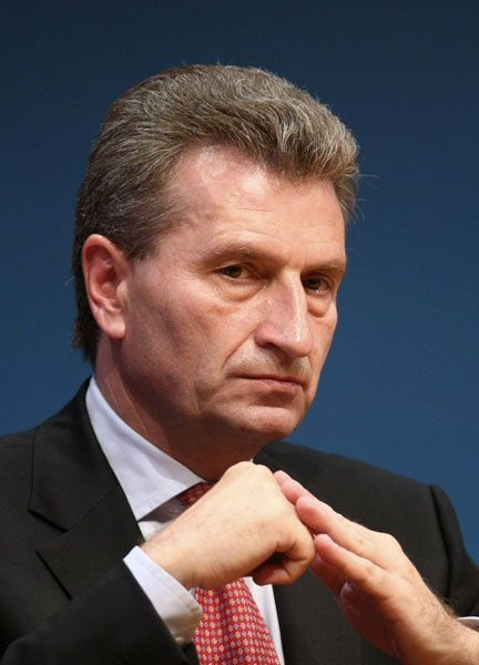 Setzt sich für Folgesubvention ein: Der baden-württembergische Ministerpräsident Oettinger fordert Ersatz für die Abwrackprämie