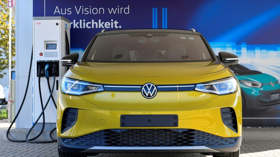 ID.4: Volkswagen bietet junge gebrauchte Elektroautos jetzt im Abo an