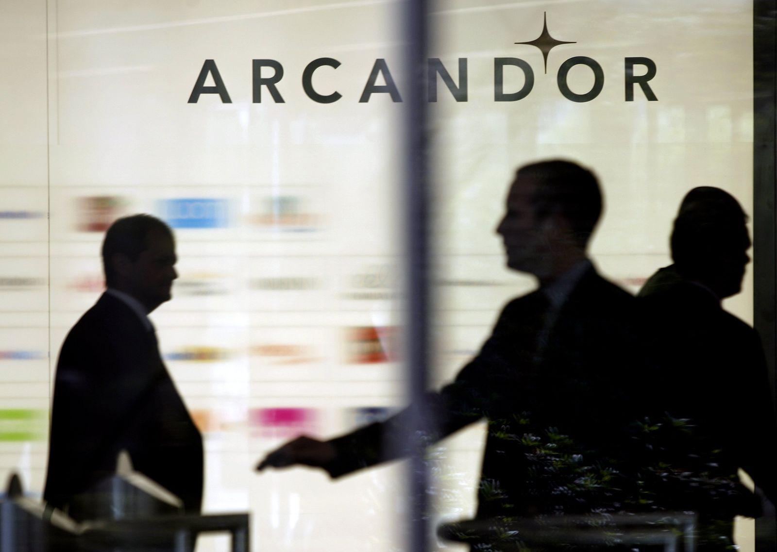 Über Arcandor-Hilfen wird beraten