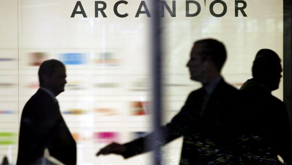 Arcandor: Das Aktienpaket der Madeleine Schickedanz Vermögensverwaltung andet bei einer Kölner Beteiligungsgesellschaft