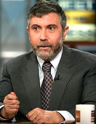 Nobelpreisträger, kritischer Geist: US-Forscher Krugman