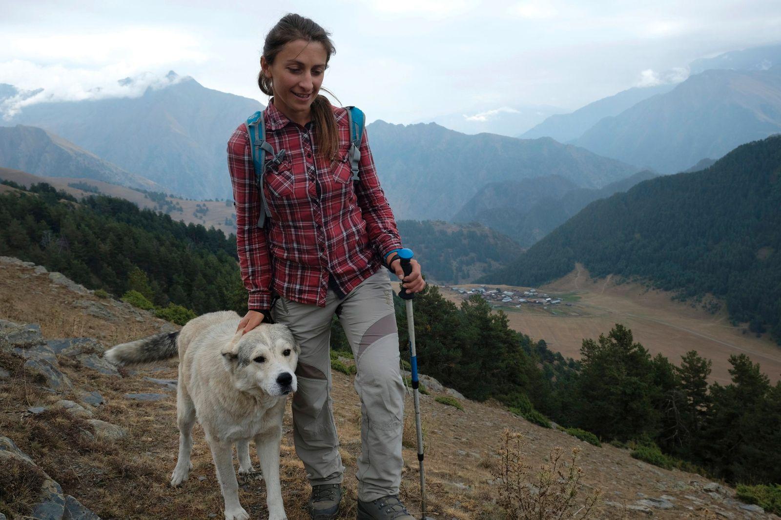 Georgien:Tuschetien ist eines der letzten Reiseabenteuer