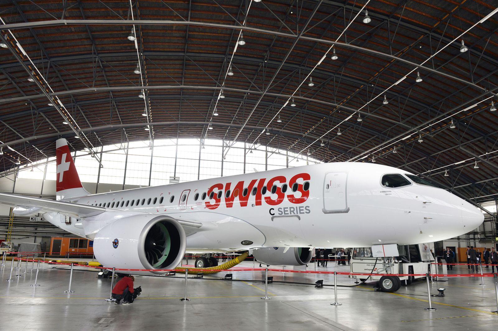 Swiss-Maschinen nach Triebwerk-Prüng wieder im Dienst