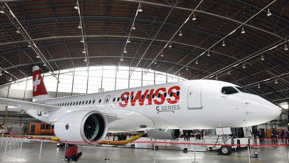 Swiss: Die Lufthansa-Tochter stockt die Kapazitäten auf
