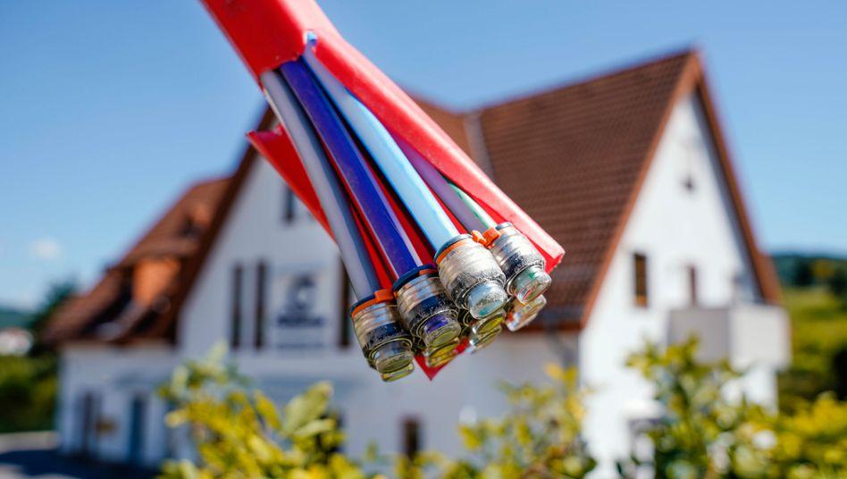 Glasfaserkabel: Wachstumsgeschäft für Covestro