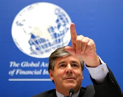 Wachstum im Osten: Deutsche-Bank-Chef Ackermann