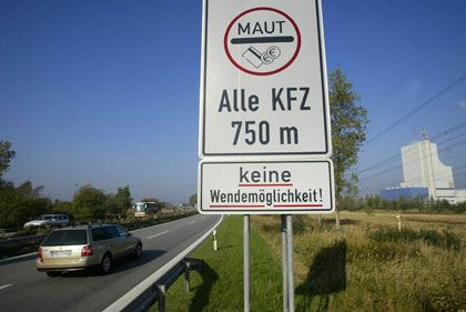 Zukunftsmodell? In Rostock verlangt ein Tunnelbetreiber bereits Maut