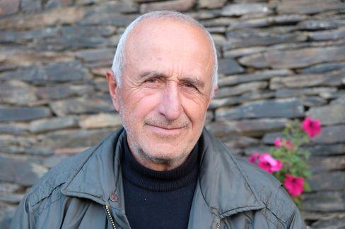 Der Ethnograf Nugzar Idoidze kennt die Geschichte undTraditionen Tuschetiens bestens