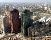 Potsdamer Platz: Bald erhöhte Leerstandsquote?