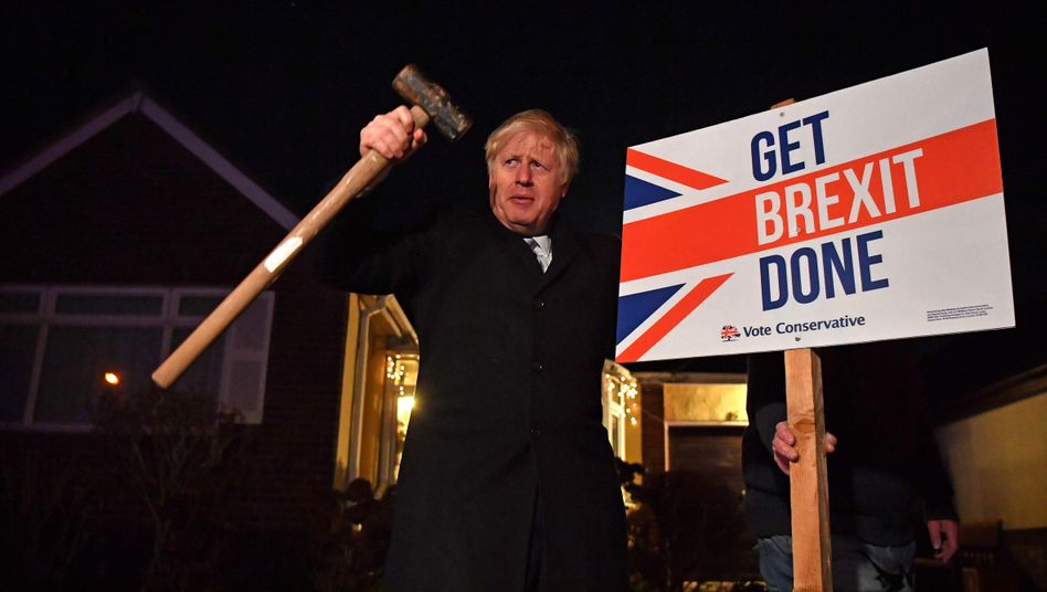 Brexit kommt zum Jahresende