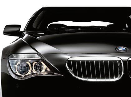 Charakterlinien: BMW 645 Ci Coupé, Designpreis in Silber