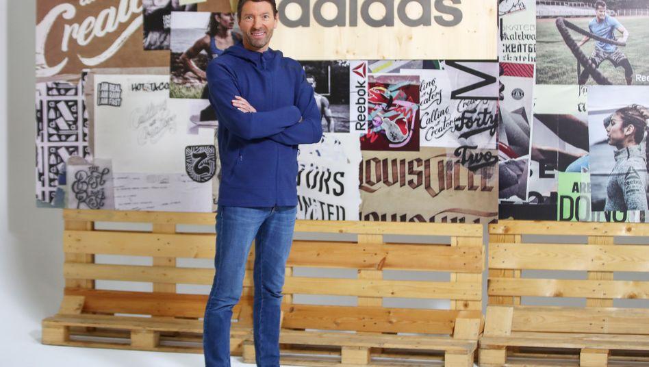 Adidas-Chef Kasper Rorsted erwägt bei der KFW einen Milliarden-Kredit zu beantragen