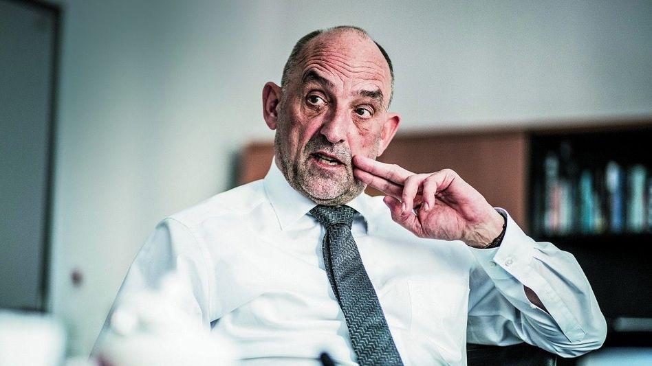 CONSULTINGSKEPTIKER BA-Chef Detlef Scheele setzt auf eigene Expertise
