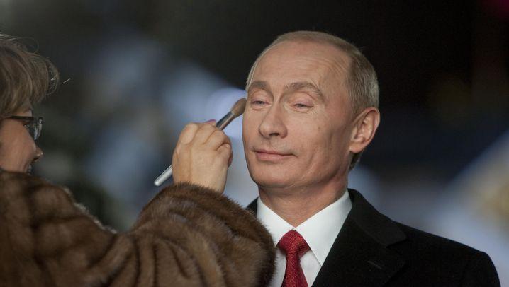 Präsident Putin: Spätaufsteher und Tierfreund