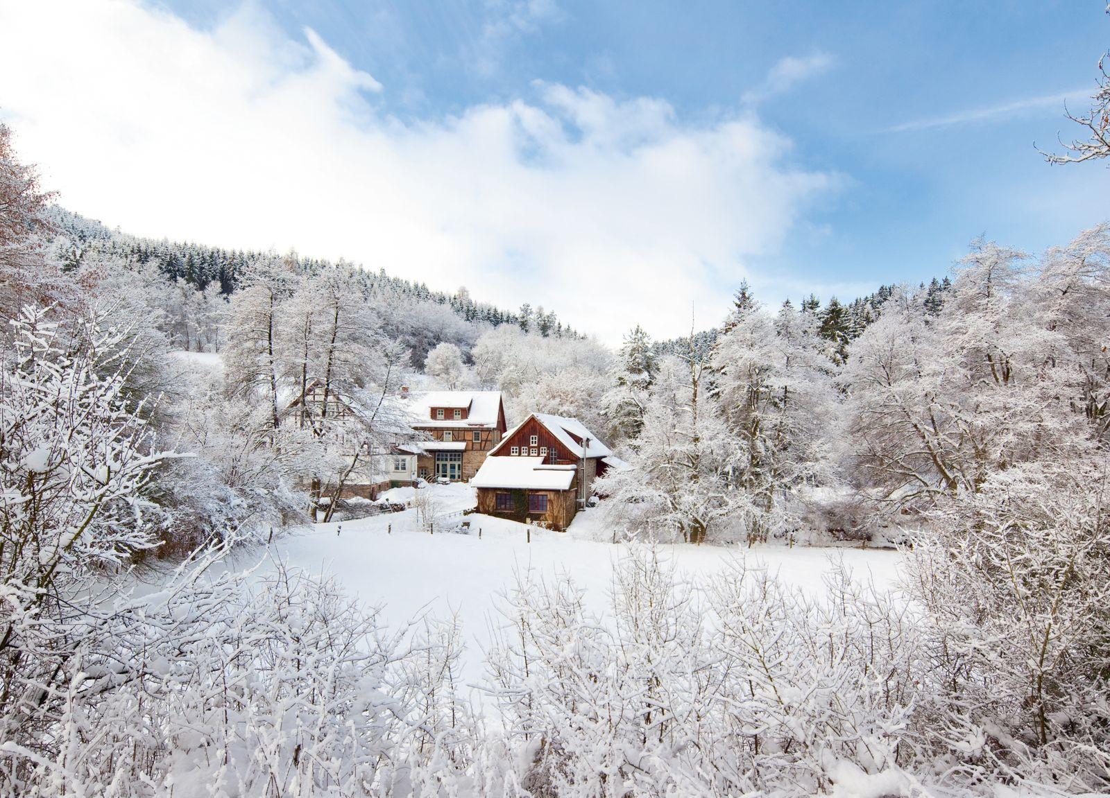 Hessen: Bärenmühle
