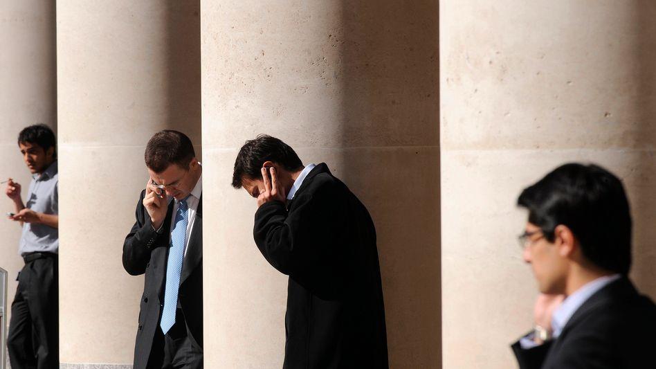Londoner Börse: Die Deutsche Börse will mit der LSE fusionieren
