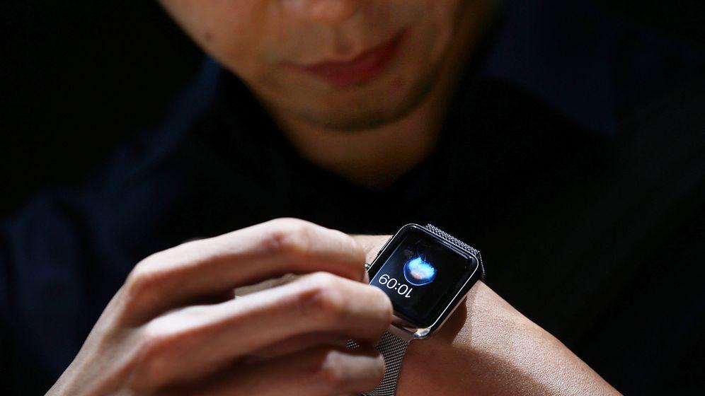 Die grosse Apple-Show: Sensationell intim