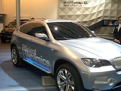 BMW X6 Hybrid: Mit einer Modelloffensive wollen die Bayern ihre Rentabilität wieder nach oben bringen
