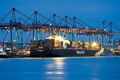 Das Containergeschäft brummt: Hapag-Lloyd rückt dem Börsengang im Herbst ein Stück näher