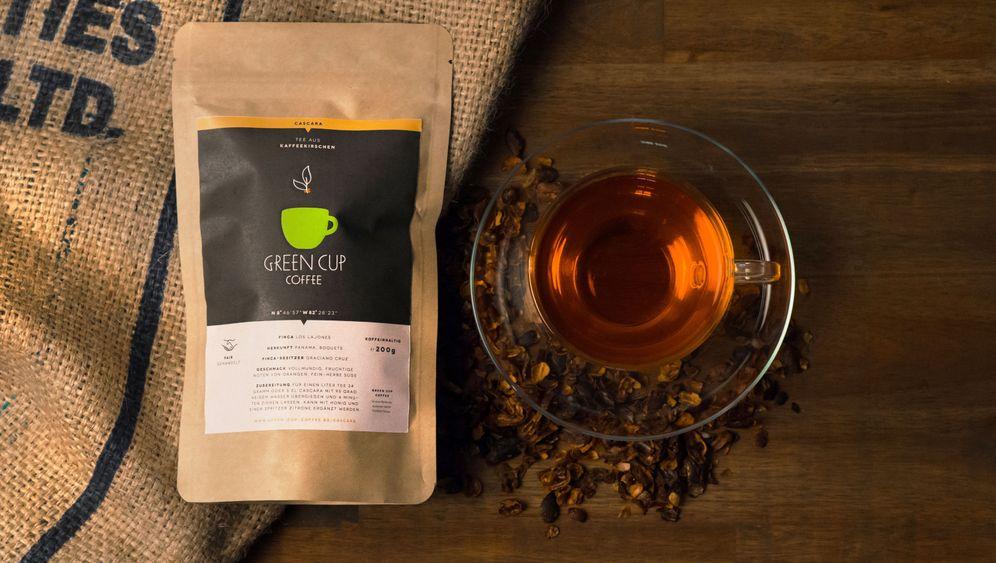 Kaffee und Tee in einem: Der spritzige Koffein-Kick Cascara