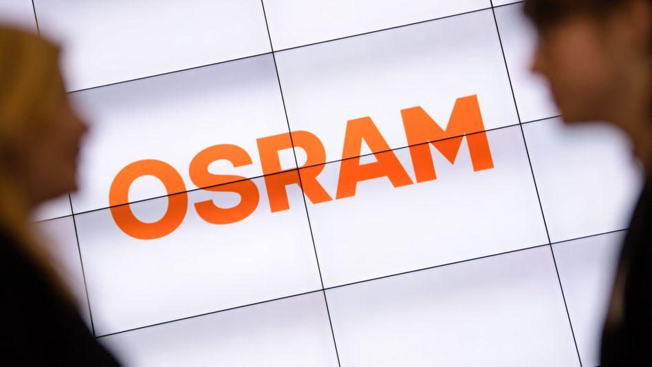 Osram-Logo: Vorstand und Aufsichtsrat empfehlen ihren Aktionären die Annahme des Angebots von AMS - aber nur aus finanziellen Gründen