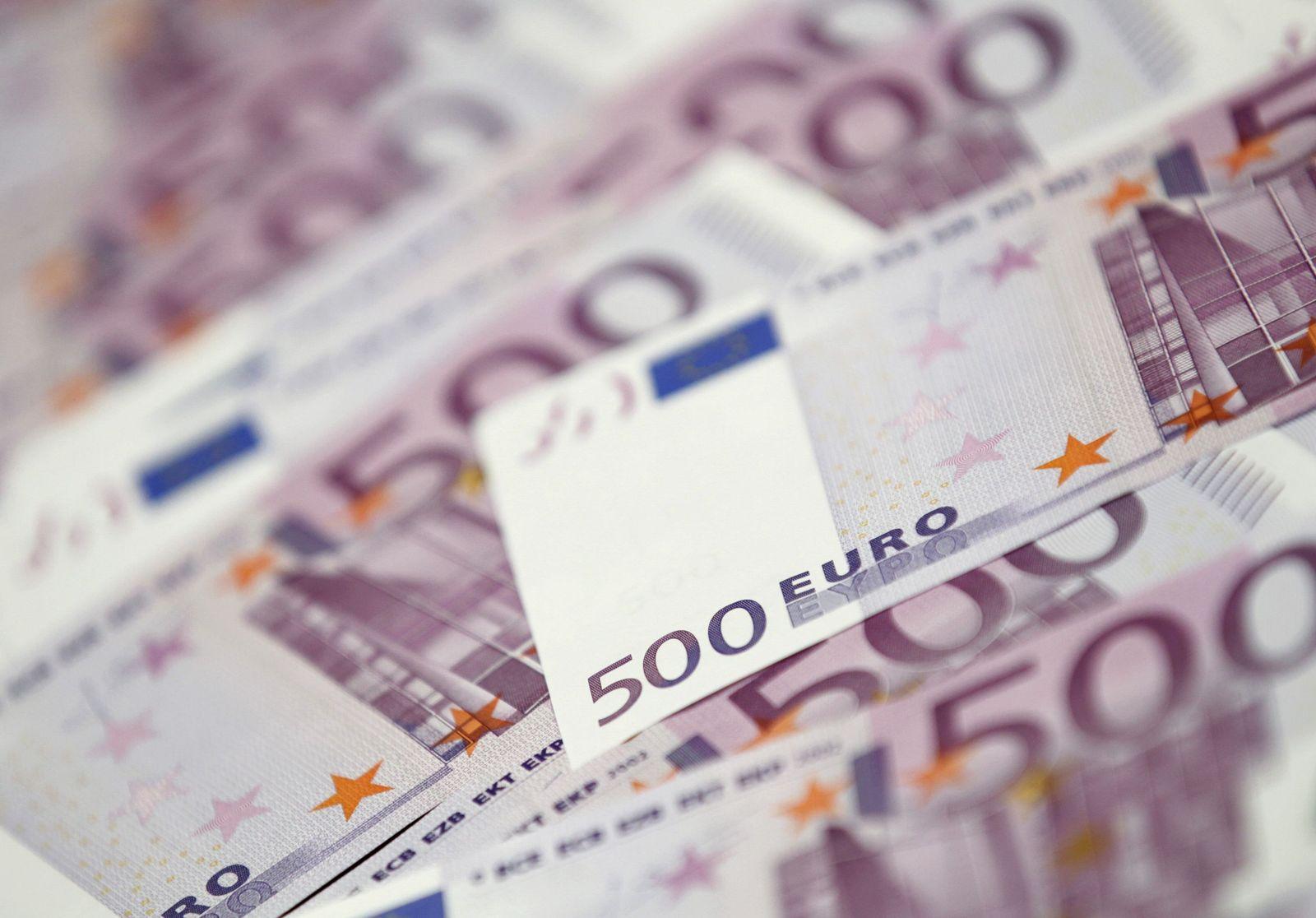 EUROPE-FRAUD/BANKNOTES