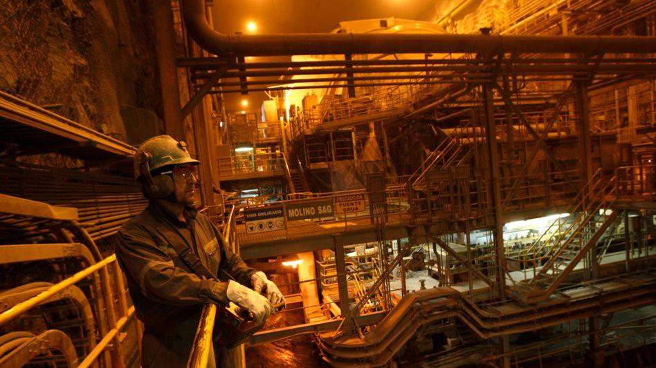 Kupferverarbeitung: Der Rohstoff ist vielseitig verwendbar, die starke Nachfrage hat den Preis in die Höhe getrieben