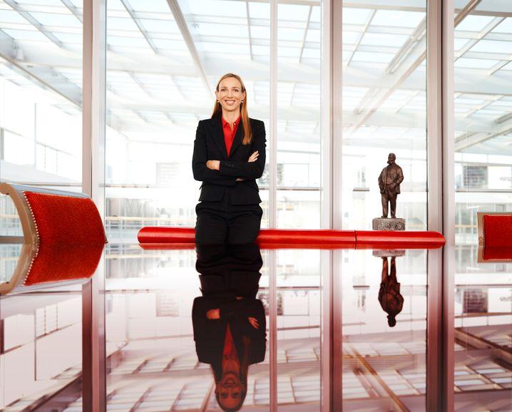 Dr. Simone Bagel-Trah, Vorsitzende des Gesellschafterausschusses und des Aufsichtsrates von Henkel