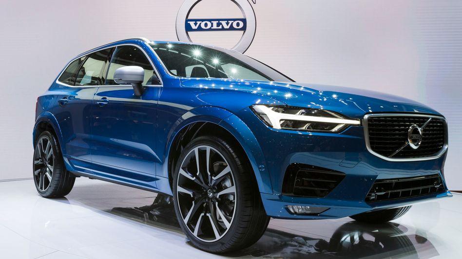 Erfolgsmodell XC 60: Volvo will offenbar in Kürze an der Börse starten