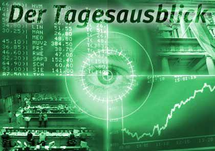 Die Börse im Blick: Investoren schauen heute auf Werte in der zweiten Reihe