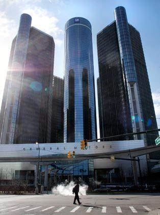 Drohende Insolvenz: GM-Manager verkaufen ihre Aktien