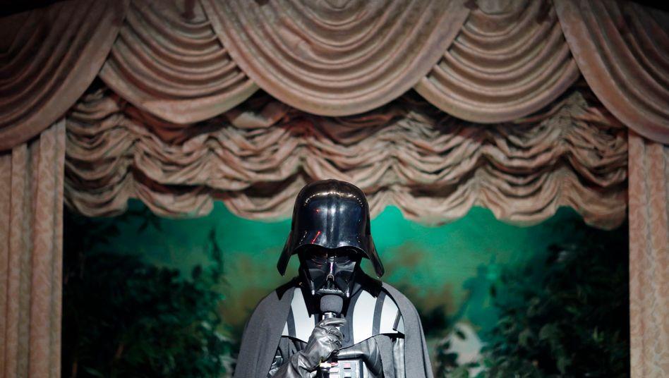 Darth Vader und die dunkle Seite der Macht