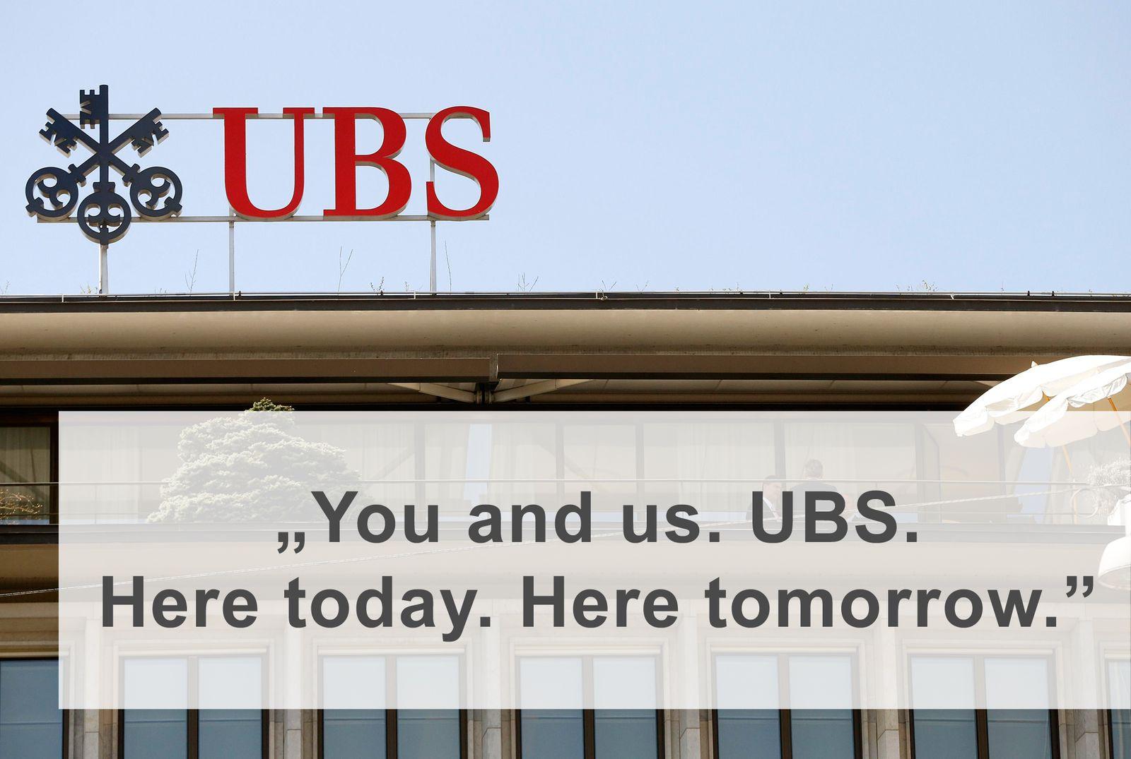 Slogan / UBS